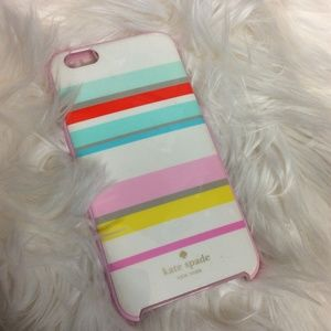 Kate Spade iPhone 8 Plus Case with bumper
